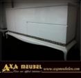 .AXA WOISS Meubelen / sintra parlak yemek odası takımı 48 1302