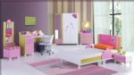 GENCBEBE / daısy çocuk odası