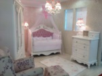 Villa Home Mobilya Rose Bebe Odası Trabzon
