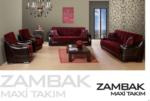1 YASAR MEUBLES / ZAMBAK OTURMA GRUBU 3+2+1
