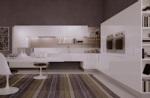 Yankı Mutfak Banyo / Beyaz renkli mutfak modelleri