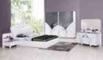 Yıldız Mobilya / Lalezar Yatak Odası