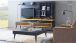 EVGÖR MOBİLYA / Göz Alıcı Tasarım Rento Modern Tv Ünitesi