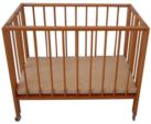BEBEK BEŞİKLERİ / ahşap katlanabilen bebek beşiği