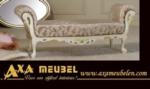****AXA WOISS Meubelen / klasik barok ayak ucu pufu 53 P1