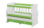 Cicila Bebe Genç Mobilyaları / İÇTEN SALLANIR BEŞİK 60X120 YEŞİL