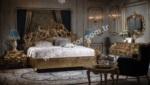 EVGÖR MOBİLYA / Pozan Klasik Yatak Odası