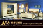 .AXA WOISS Meubelen / altın renkli harika tasarımı ile klasik parlak lüx yatak odası takımı 44 1604