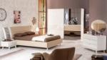 EVGÖR MOBİLYA / Modern Bursa Beyaz Yatak Odası