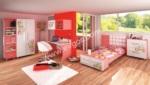 Mobilyalar / Lorenza Kız Çocuk Odası