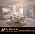 .AXA WOISS Meubelen / ayrıcalıklı bir güzellik ve estetiğe sahip versace yemek odası 4 1600