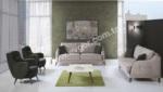 Mobilyalar / Arvales Yeşil Koltuk Takımı