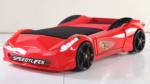 www.speedylifes.com / Arabalı Çocuk Yatağı Kırmızı Ferra