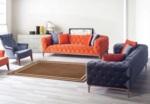 mobilyacenneti / modern chester koltuk takımı