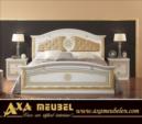 ****AXA WOISS Meubelen / versace medusa italyan parlak yatak odası takımı