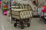 SEPET BEBEK BEŞİKLERİ BEBEKONFOR   / Gondol Bambu bebek beşik stokta 2adet var.KARGO DAHİL ACELE EDİN