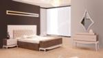 EVGÖR MOBİLYA / Meyra Avangarde Yatak Odası