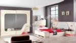 EVGÖR MOBİLYA / Pirlo Avangarde Yatak Odası