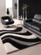 Alkapıda.com / Merinos Halı Fashion Shaggy Serisi 7866 / 91 Black
