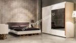 Mobilyalar / Pimenta Ahşap Yatak Odası