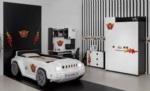 Yıldız Mobilya / Offroad Beyaz Genç Odası