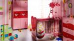 İstikbal Den Haag Bayisi / Prenses bebek odası takımı