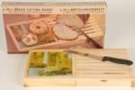 Alkapıda.com / Ekmek Kesme Tahtası 44x22x4 cm