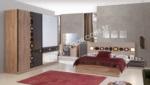 EVGÖR MOBİLYA / Mileva Modern Yatak Odası