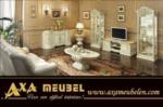 .AXA WOISS Meubelen / harika bir tasarım klasik lux parlak duvar ünitesi  58 1228