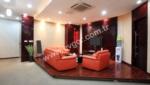 EVGÖR MOBİLYA / Kırmızı Otel Oturma Odası Takımları