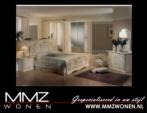 MMZ WONEN / klasik yatak odasi takimi - aynali dolaplar cekmeceli - krem