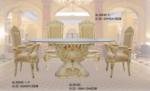 .EUROELIT MÖBEL / Barok Yemek Odasi