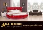 .AXA WOISS Meubelen / en şık ve kaliteli harika yuvarlak yatak 17 3202