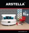arstella  / yuvarlak  yatak