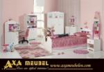 ****AXA WOISS Meubelen / prenseslere layık alfemodan genç kız odası takımı