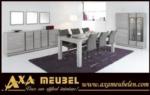 .AXA WOISS Meubelen / kalite ve estetiğin birleştiği bir tasarm harikası yemek odası