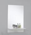 H & C Möbel / Beyaz Ayna Mod.B028