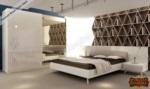 mobilyaminegolden.com / Premium Beyaz Yatak Odası *