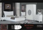 .EUROELIT MÖBEL / Beyaz Diana Yatak Odasi