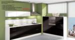 Rabelya Home Design / 1057 Elba Zwart Hoogglans 3495
