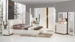 EVGÖR MOBİLYA / Platin Ledli Yatak Odası