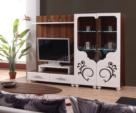 EVGÖR MOBİLYA / Avangarde Tasarım Zerdem Tv Ünitesi