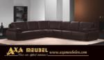 .AXA WOISS Meubelen / hakiki deri Köşe koltuk takımı