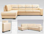 Royal Meubel & Bedden & Boxsprings / lorenza longchair