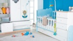 EVGÖR MOBİLYA / Bobo Bebek Odası