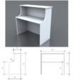 RVK Mobilya Dekorasyon / Banko Desk