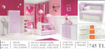 ucuz bebe odası