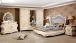 Mobilyalar / Şehzade Klasik Yatak Odası