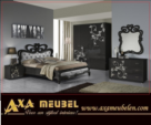 ****AXA WOISS Meubelen / barok yatak odası takımı  55 7945