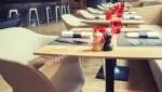 EVGÖR MOBİLYA / Otel Renkli Yemek Masaları